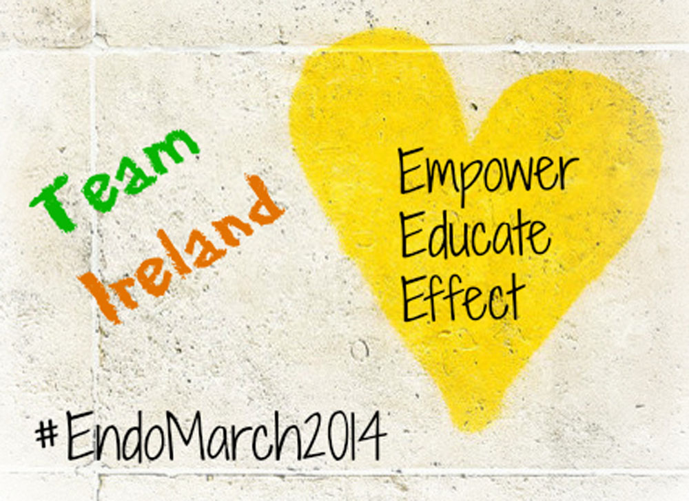 Ireland's EndoMarch 2014