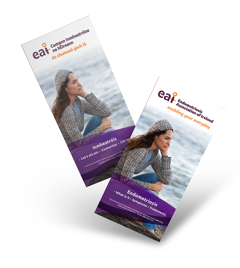 Endometriosis Association of Ireland Leaflets